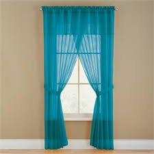 windows single rod curtain sets brylanehome