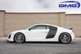 Audi R8 Build - the perfect exposure gmg racing audi r8 v8 track car w adv1 wheels