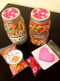 Halloween Candy Jar Ideas by Romantic Gift Idea For Him U2013 On A Budget Honey Romantic And Gift