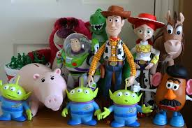 review toy story collection bullseye