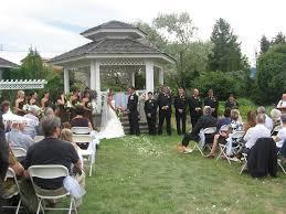 ceremony summerland bc canada wedding mapper