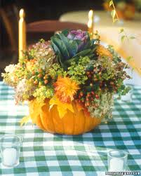 savvy housekeeping thanksgiving centerpieces