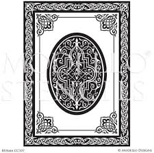 asian designs carpet ceiling panel stencils modello designs