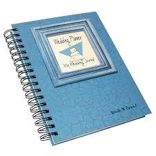 wedding planner journal wedding planner my wedding journal light blue journals
