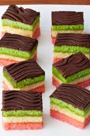 rainbow cookies recipe food network