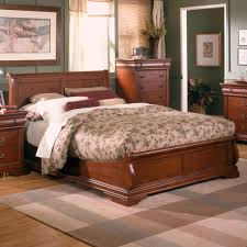 Platform Sleigh Bed House Nicolet Platform Bed Fmg Local Home