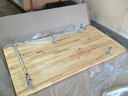 wood what is the proper method to creating butcher block for a