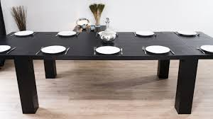 Extendable Dining Table Seats 10 Furniture 20 Trendy Pictures Wooden Dining Table Extendable