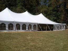tent rentals pa peak of perfection tent rentals event rentals carlisle pa