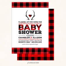 couples shower invitations etsy lumberjack baby shower invitation rustic shower invitation