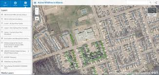 Fire Evacuation Plan Manitoba by Esri Disaster Response Program Mapping Support For Emergencies
