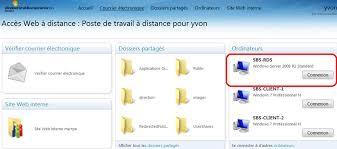 accès bureau à distance installation et paramétrage d un serveur 2008 r2 avec le rôle