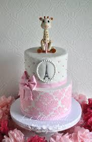 sophie the giraffe 1st birthday cake olivia u0027s 1st birthday party