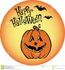 halloween pumpkin cartoons halloween pumpkin scene royalty free stock photos image 11126718