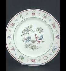 twelve days of salad plate dishes