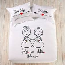 wedding gift hers soul mates couples pillow cases his and hers pillow cotton