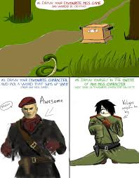 Mgs Meme - mgs meme by evil nom on deviantart