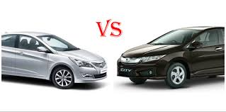 honda car comparison honda city petrol vs hyundai verna petrol spec based comparison
