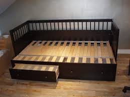 ikea hemnes letto bedroom design hemnes daybed frame with tri drawers and trundle