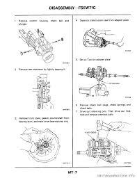 nissan murano transmission removal nissan 300zx 1984 z31 manual transmission workshop manual