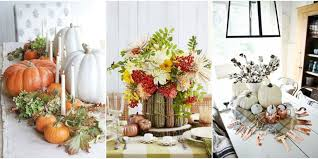 table center pieces 38 fall table centerpieces autumn centerpiece ideas