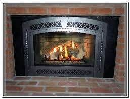 ventless gas fireplace smell gas fireplace insert home accessories ventless gas heater smells like kerosene
