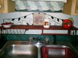 over the kitchen sink shelf over the sink kitchen shelf paper