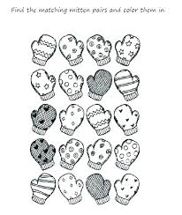 Winter Coloring Pages Printable Page Sports Vonsurroquen Me Winter Coloring Pages Free