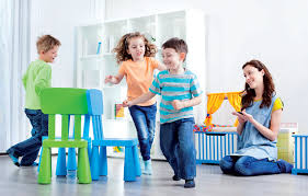 7 indoor for highlights for children