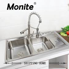 Kitchen Sink With Faucet Set Sink Kitchen Undermount Promotion Shop For Promotional Sink