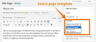 how to use wordpress pages and posts templates pinegrow web