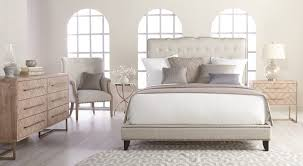 Rose Gold Bed Frame Nightstand Simple White Queen Bedroom Set Grey And Rose Gold