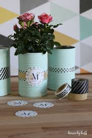 best 25 painted tin cans ideas on tin can decorations