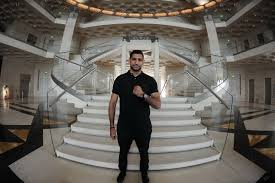 Aamir Khan House Interior Boxing Superstar Amir Khan Visits Famous Sites In Doha The