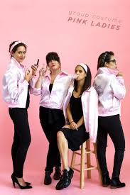 grease halloween costumes for groups top 25 best ladies