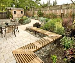 Free Plans For Yard Furniture by Wood Patios Designs U2013 Smashingplates Us