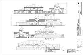 architectural plans architectural plans annunciation orthodox church