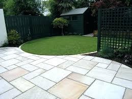Garden Paving Design Ideas Backyard Tiles Ideas Outdoor Tile Concrete Courtyard Tiles