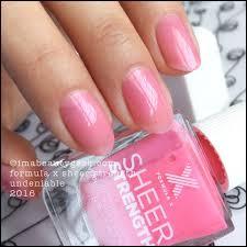 formula x sheer strength u2013 undeniable nail polish my digits