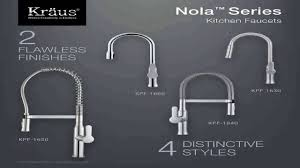 100 commercial pre rinse chrome kitchen faucet kraus commercial pre rinse chrome kitchen faucet by kraus kpf 1640ss modern nola single lever flex commercial