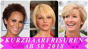 Kurzhaarfrisuren Ab 50 by Schicke Kurzhaarfrisuren Für Frauen Ab 50 2018