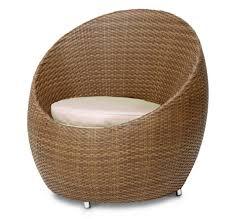 Patio Chair Modern Dezignz Al Fresco Spa Saucer Chair