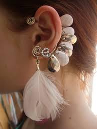 earring cuffs diy earring cuffs