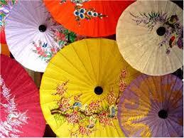 How To Make Paper Umbrellas - umbrella types and umbrella process
