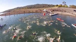 Lake Berryessa Envirosports Tri Tri Triathlon Aerial Video Short 10 4 14