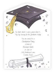 grad party invitation templates graduation party invites badbrya