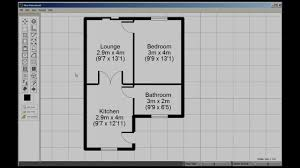 visual floorplanner tutorial youtube
