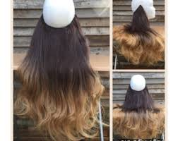 one clip in hair extensions hair extensions etsy