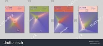 framework design front page trendy futuristic design business stock vector