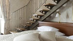 Apartment Stairs Design Metal Stairs In Apartment Buildings Atlanta Exterior